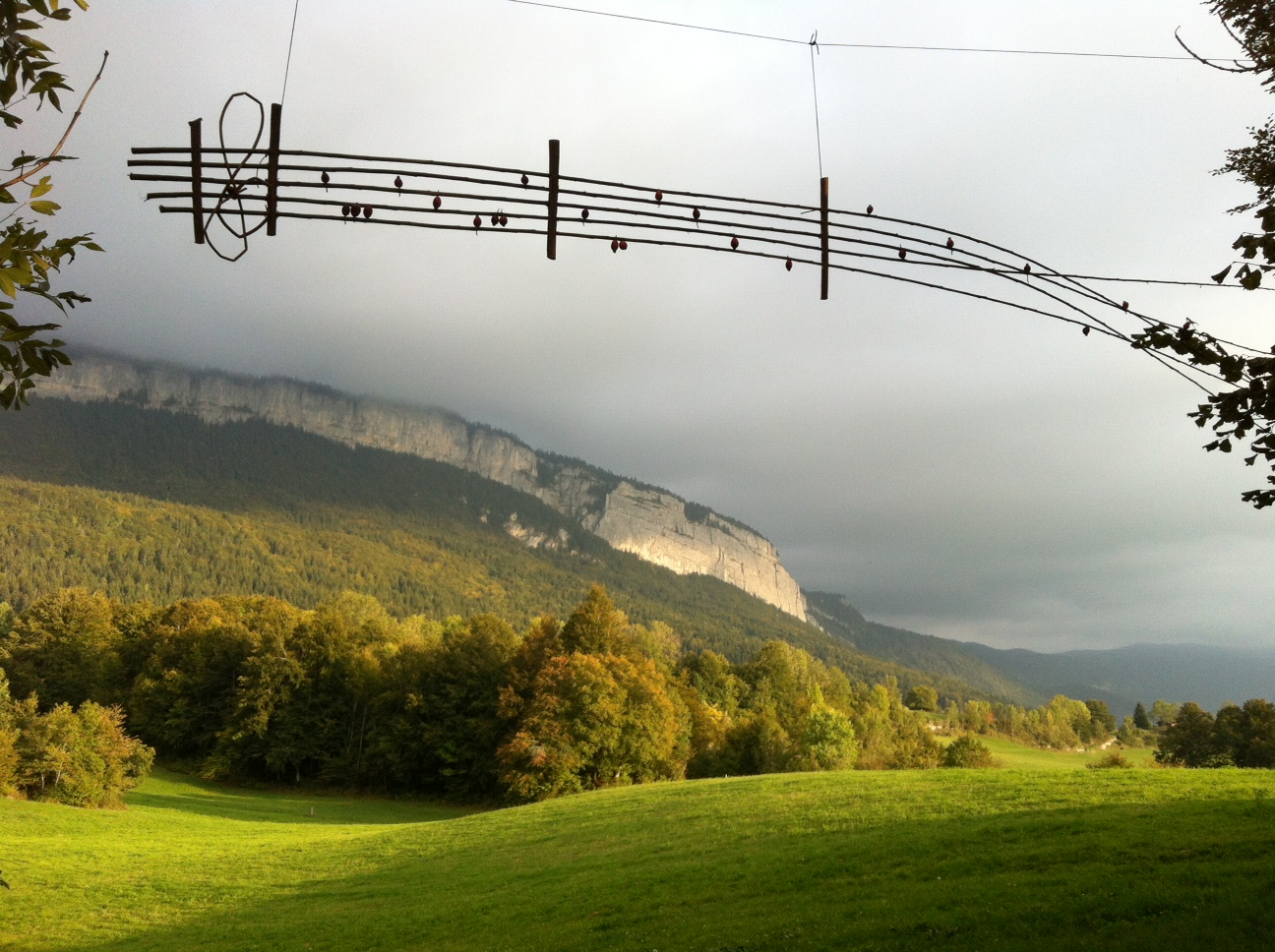 LAND ART VERCORS